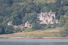 Torosay Castle, Mull, Scotland 28-07-2014