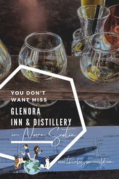 Did you know that Nova Scotia is home to North America's first single malt whisky distillery? Well, it is! And here is why you can't miss it. East Coast Canada, Single Malt Whisky, Nova Scotia, Distillery, New England, Did You Know, North America
