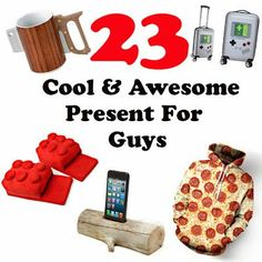 kandeej.com: 23 Cool Gifts For Guys.
