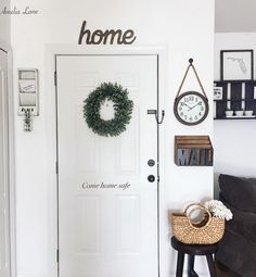 """207 Likes, 16 Comments - Britt💗🌿HomeDecor🌿DIY🌿Coffee🌿 (@amelialane_) on Instagram: """"Happy Monday Sweet Friends!💗 Quote of the day: """"In this home… We do second chances. We do real. We…"""""""