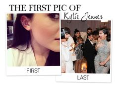 De #transformatie van #Kylie #Jenner. Te zien in haar eerste en haar laatste #foto. #Instagram
