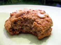 Peanut Butter Banana Chia Cookies