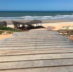 Praia - Morro Branco