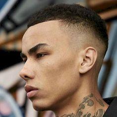 Short haircuts for men fade buzz cuts 5
