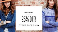 @Madewell 's sale is an EXTRA 25% off today!