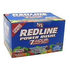 http://www.groceryandgourmetfood.info/redline-7-hour-energy-boost-exotic-fruit-review/ - VPX POWER RUSH 24/2oz