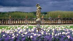 Chateau de Valmer, terrasse de la reine