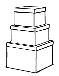 Stack Of Box Coloring Page : Coloring Sun Android Tab, Preschool Pictures, Online Coloring, Box With Lid, Coloring Pages For Kids, Cross Stitching, Basketball, Sun, Embroidery
