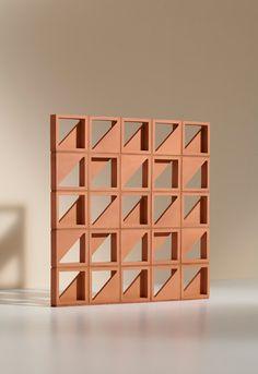 Kite Breeze: A GB Masonry & Adam Goodrum Collaboration | Indesignlive Dappled Light, Linear Lighting, 3d Warehouse, Terracota, Facade Design, Brick Design, Global Design, Brickwork, Kite