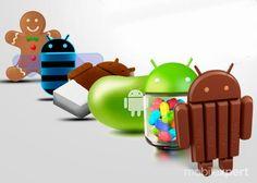 todas versões android - Pesquisa Google