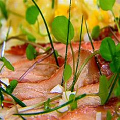 Try this Smoked Eel with Potato Salad recipe by Chef Marco Pierre White. This recipe is from the show Marco's Great British Feast.