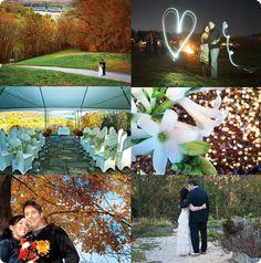 a photo peek at my fall wedding //