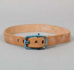 Leather Belt Without Buckle images