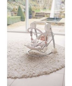 Slumber Swings - Doodle Stars - View All Rockers | Bouncers | Swings - Mamas & Papas