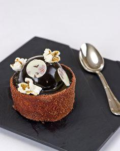 Cupcake by François Perret - Shangri-La Hotel, Paris