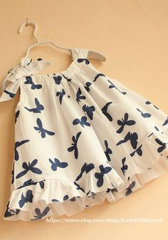 3213c386dccb DIY Ruffled Baby Frock Cutting And Stitching Full Tutorial - YouTube ...