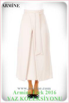 Armine Etek Modelleri 2016 Yaz Koleksiyonu #Armine #Tesettür #TesettürGiyim #Etek Modelleri