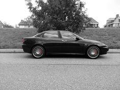 Alfa Romeo 156 van Danny. https://www.facebook.com/pages/Danies-Alfa-156/139583092890793