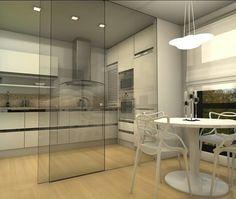 Low Budget Home Decoration Ideas Info: 9848489718 Clinic Interior Design, Best Home Interior Design, Interior Design Kitchen, Semi Open Kitchen, Hidden Kitchen, Home Decor Kitchen, Home Kitchens, Gas Stoves Kitchen, Kitchen Ventilation