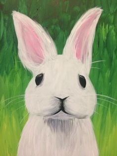 Image result for paint nite easter