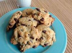 Best Chocolate Chip Cookies #chocolate chips #justapinchrecipes