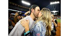 Thursday's Hot Clicks: Jess Strother; Kate Upton and Justin Verlander Enjoy Some World Series PDA - Sports Illustrated