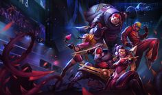 Zed | League of Legends