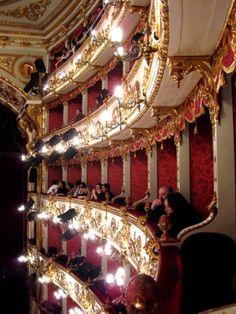 Love Parma - Interno Teatro Regio