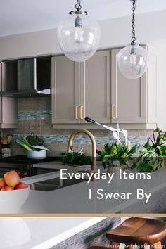 Everyday Items I Swear By