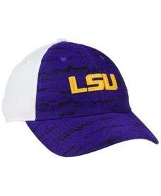 41a14ed5730 Nike Women s Lsu Tigers Seasonal H86 Cap - Purple White Adjustable Sports  Fan Shop