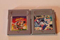 Duck Tales 1+2 für Gameboy,Color,Game Boy Spiel,Ansehen!