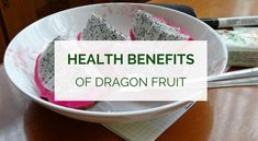 Learn more about the health benefits of dragon fruit, aka pitaya, a delicious exotic treat. And how can we best cut, peel and eat a dragon fruit? Healthy Baked Snacks, Healthy Fruits, Healthy Baking, Easy Healthy Recipes, Healthy Food, Dragon Fruit Benefits, Dragon Fruit Pitaya, Baked Chicken Recipes, Food Videos