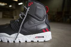 Bo Jackson's Nike Air Trainer SC 2 Gets the Sneakerboot Treatment