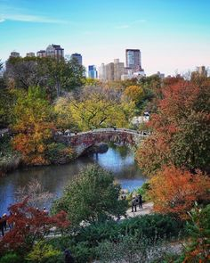 Gapstow Bridge, Central Park by nycinstantly  New York City Feelings  The Best Photos and Videos of New York City including the Statue of Liberty, Brooklyn Bridge, Central Park, Empire State Building, Chrysler Building and other popular New York places and attractions