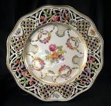 Resultado de imagem para dresden porcelain plates pinterest