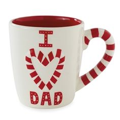 Hallmark I Love Dad Mug #hiddentreasuresdecorandmore