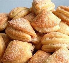 Творожное печенье на маргарине