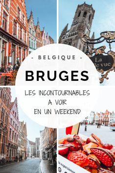 Bruges en un weekend : que voir ? que faire ? Consultez ce city guide pour ne rien manquer des inc Croatia Travel, Italy Travel, Travel Usa, Destinations D'europe, Italy Places To Visit, York Hotels, Voyage Europe, Destination Voyage, Blog Voyage