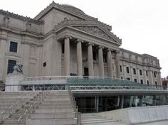Why go to Manhattan for museums when you can come to the Brooklyn Museum? #2 largest museum in NYC, #1 in our hearts