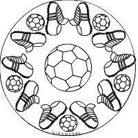FussballMandala