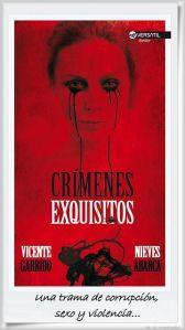"""""""Crímenes Exquisitos"""" de Vicente Garrido y Nieves Abarca"""