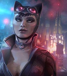 Catwoman!  #ComicsAndCoffee