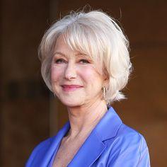The Top 10 Haircuts for Women in Their 60s--and Beyond | Allure