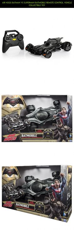 Air Hogs Batman Vs Superman Batmobile Remote Control Vehicle Collectible Toy #drone #racing #batmobile #air #parts #tech #shopping #kit #technology #hogs #camera #products #batman #gadgets #vs. #superman #plans #fpv