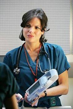 Lana Parrilla in Miami Medical