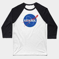 aa0e8467 Stark Baseball T Shirt Designs, Nasa Astronauts, Space Shuttle, Chains,  Reiki Classes