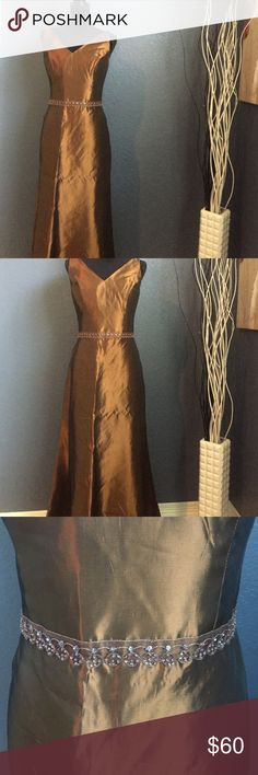 Formal dress Classy Bridesmaid dress. Nice for formal occasion. 100% Polyester. MAKE AN OFFER! Lazaro Dresses Prom