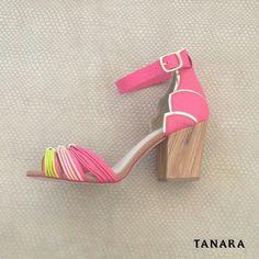 Não basta fazer sandálias lindas: a Tanara tem cuidado especial na escolha dos materiais para garantir sapatos diferentes confortáveis e que durem por muito tempo! \o/ #qualidade