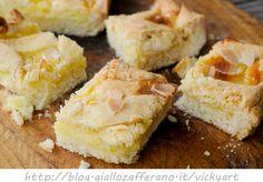 Crostata alla crema e mandorle ricetta dolce, dolce da merenda, colazione, crostata con crema pasticcera, dolce da dessert, facile da preparare, ricetta facile