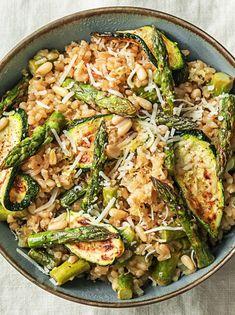 Super easy summer bbq vegetarian bowl | More healthy recipes on hellofresh.com
